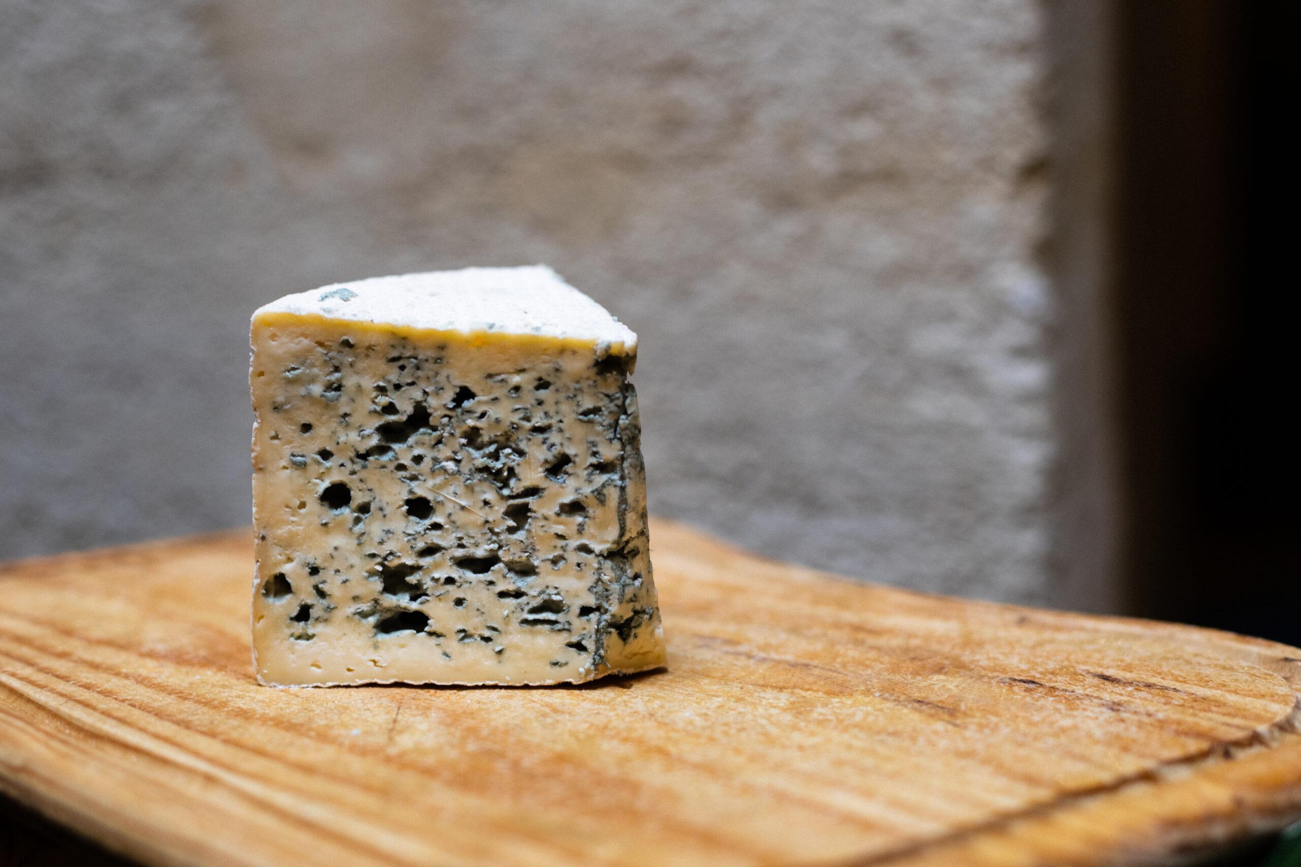 Bleu d'Auvergne Fermier Lait cru 500g 1