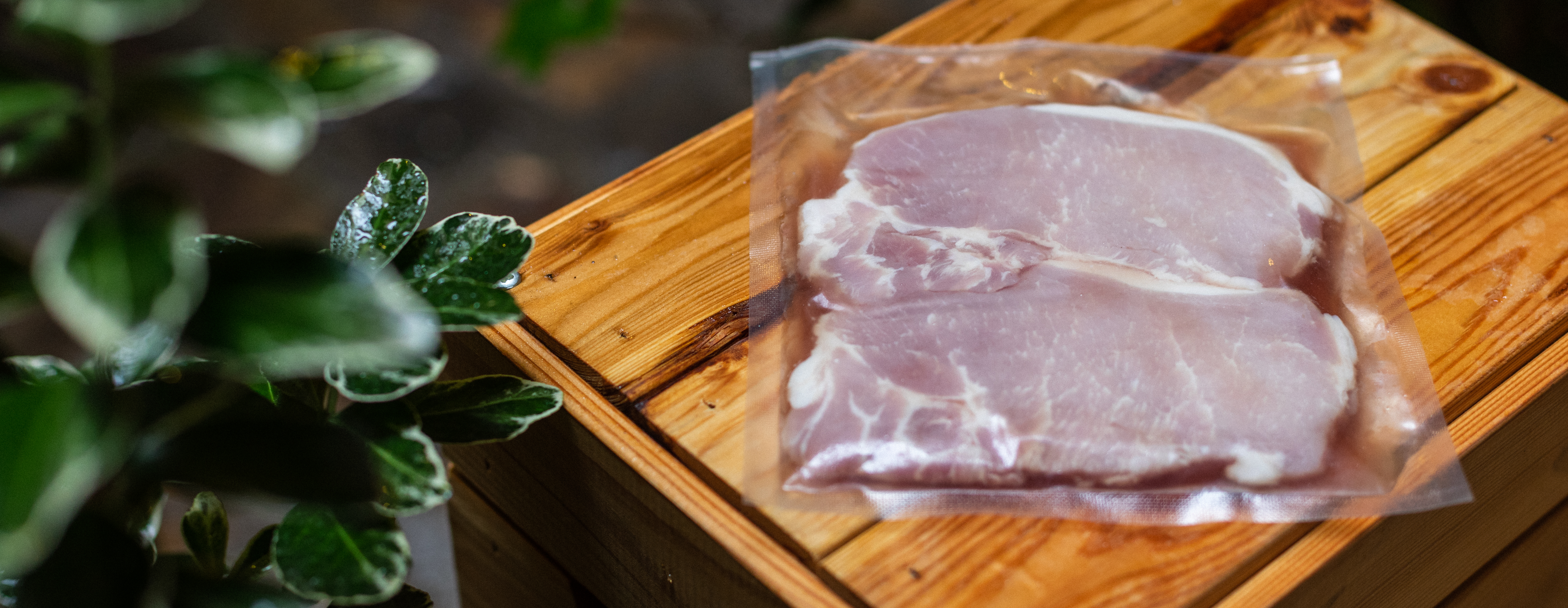 Côte de Porc sans os Filet X2 - 250G 2