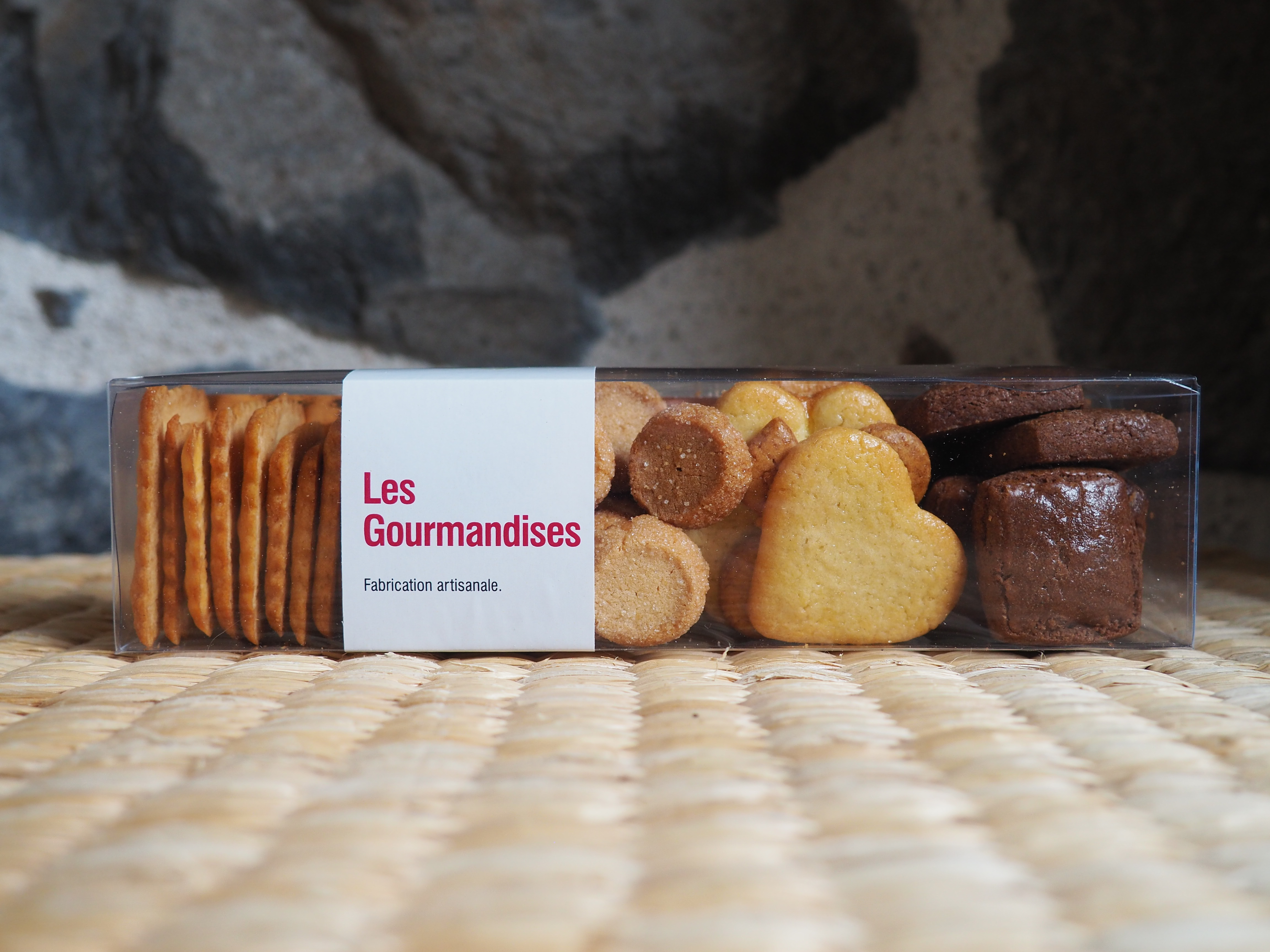LES GOURMANDISES 140G 1