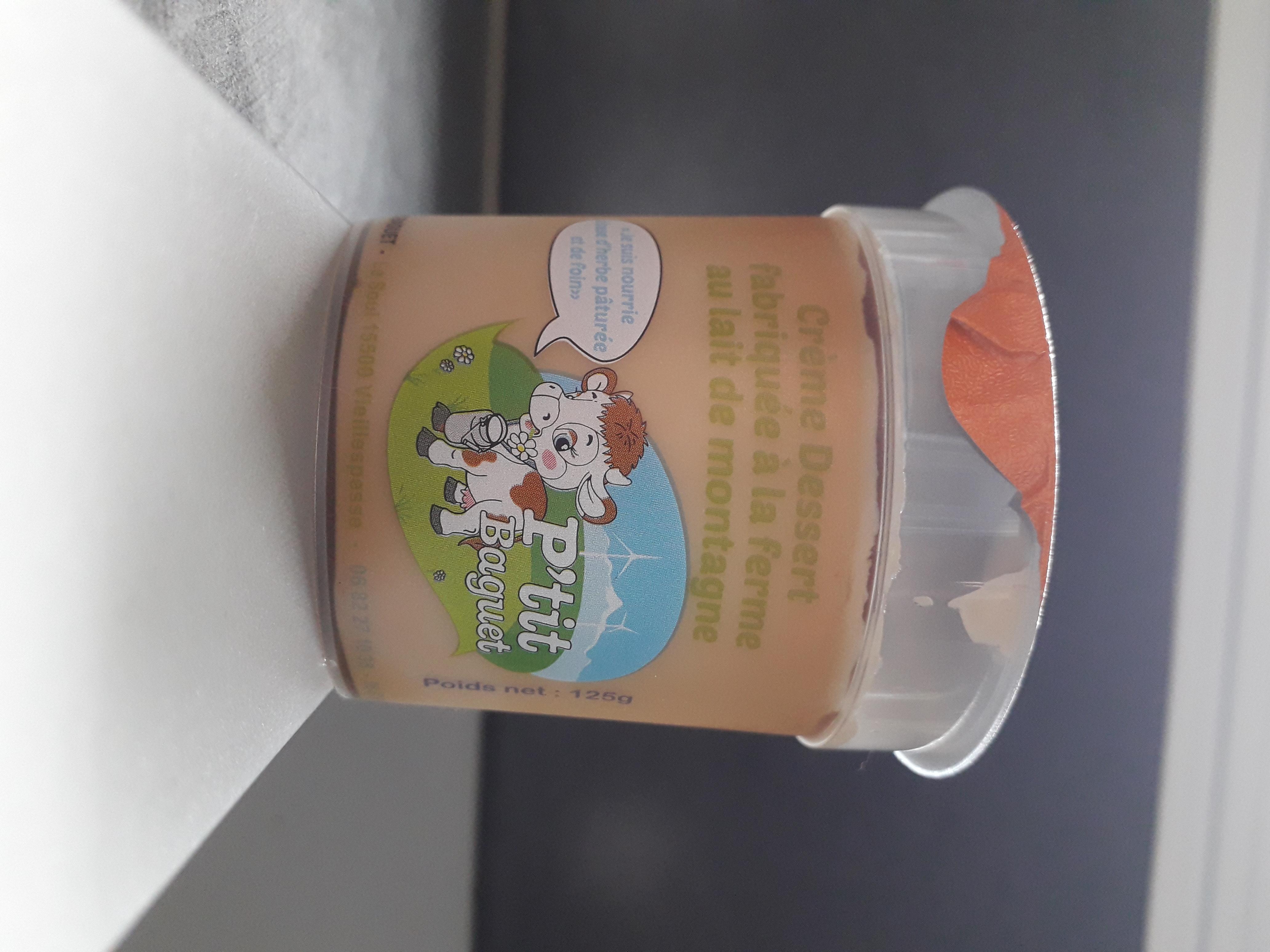 🆕 Crème Dessert Caramel 4 X 130G 1
