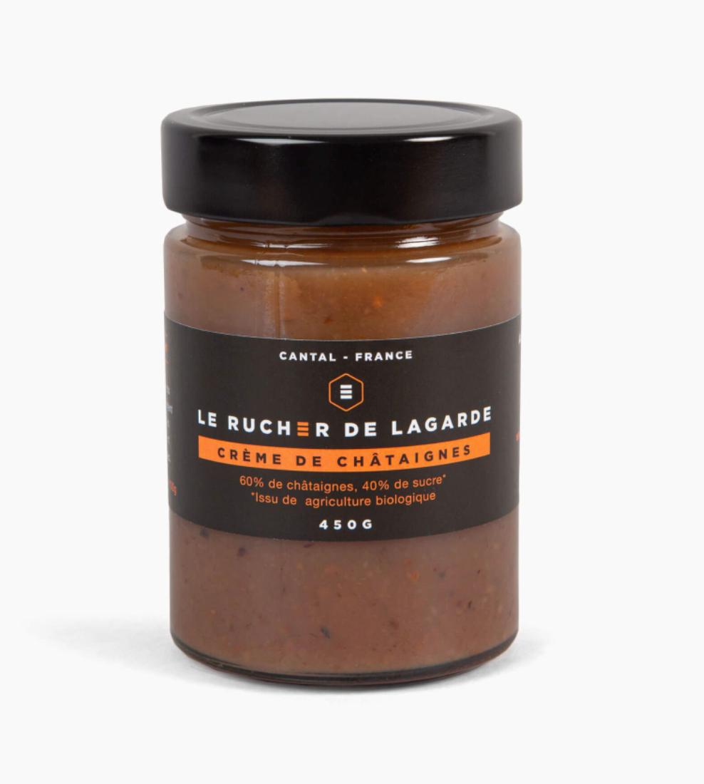 🆕 Crème de Châtaigne 450G 1