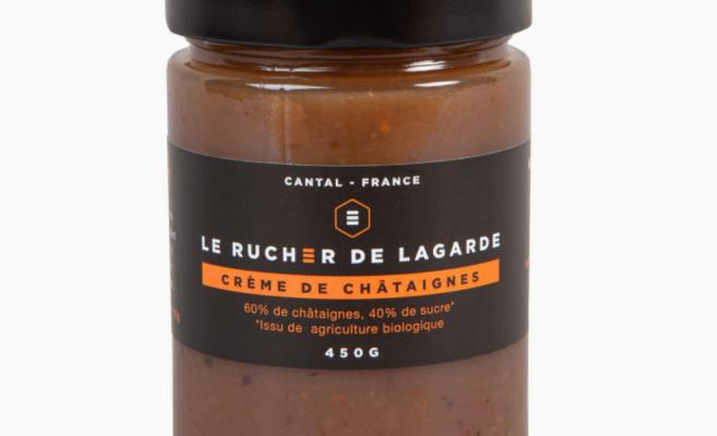 Crème de Châtaigne 450G